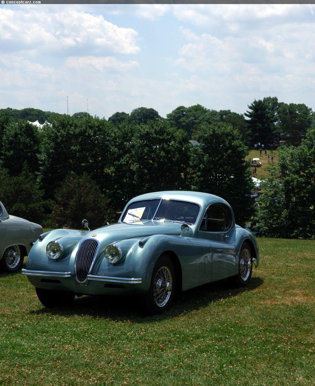 Jaguar Xk120 Coupe: 1953 Jaguar XK120 Image. Photo 95 Of 174