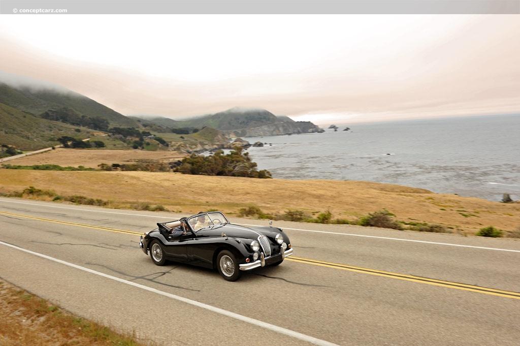 1953 Jaguar XK120