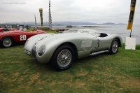1953 Jaguar C-Type