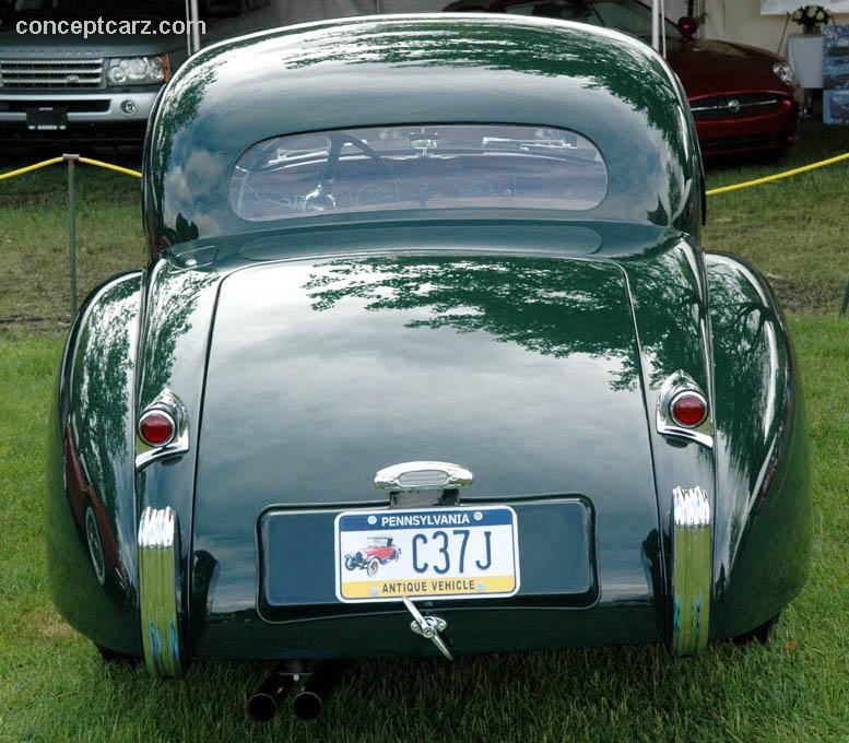 English Sports Car - 1949 - 1958