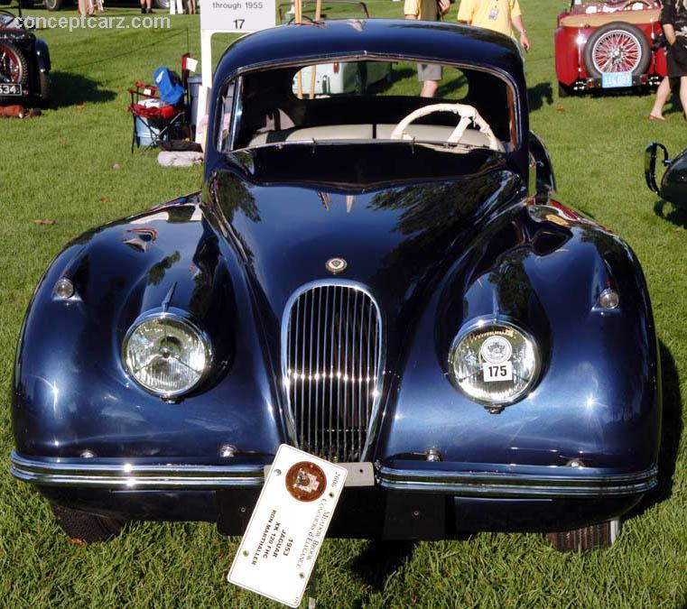 Sports Cars Thru 1955