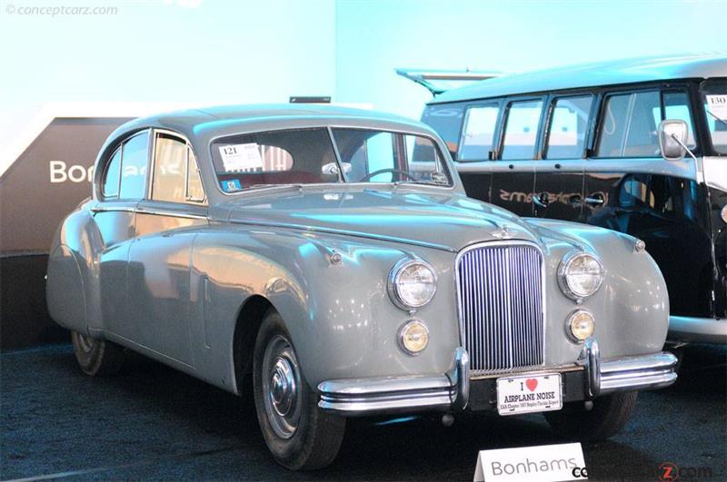 1953 Jaguar Mark VII Chassis 734637, engine B1113-8