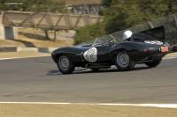 1954 Jaguar Type D.  Chassis number XKD 403