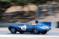1955 Jaguar XK-D D-Type
