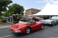 1955 Jaguar XK-140
