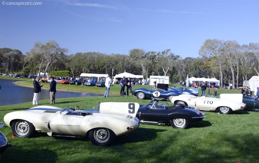 1955 Jaguar Xk D D Type Image Chassis Number Xkd507