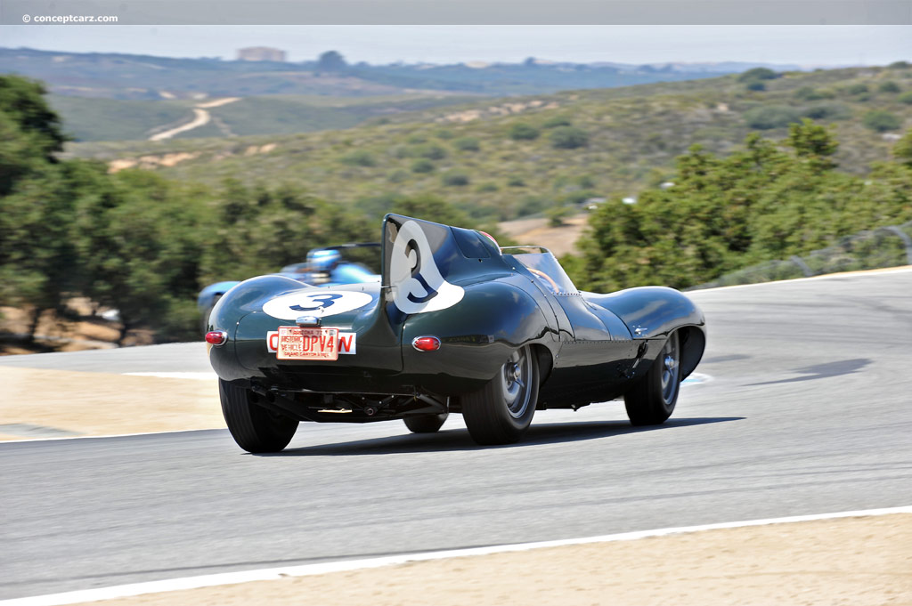 1956 Jaguar XK-D D-Type