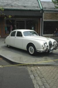 1956 Jaguar MK1