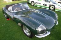Jaguar Race Cars