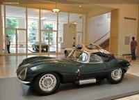 1957 Jaguar XKSS.  Chassis number 713