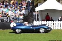 1957 Jaguar XK-D D-Type