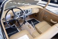 1958 Jaguar XK150.  Chassis number S830856DN