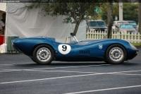 Jaguar Tojeiro D-Type