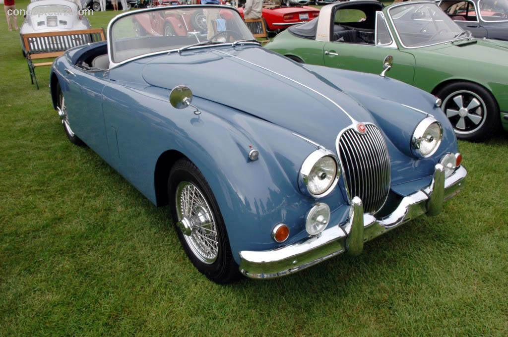 1958 Jaguar Xk150 Image Https Www Conceptcarz Com