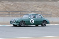 1959 Jaguar Mark 1 image.