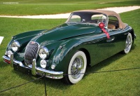 1959 Jaguar XK150 image.