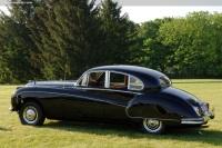 1959 Jaguar MK IX image.