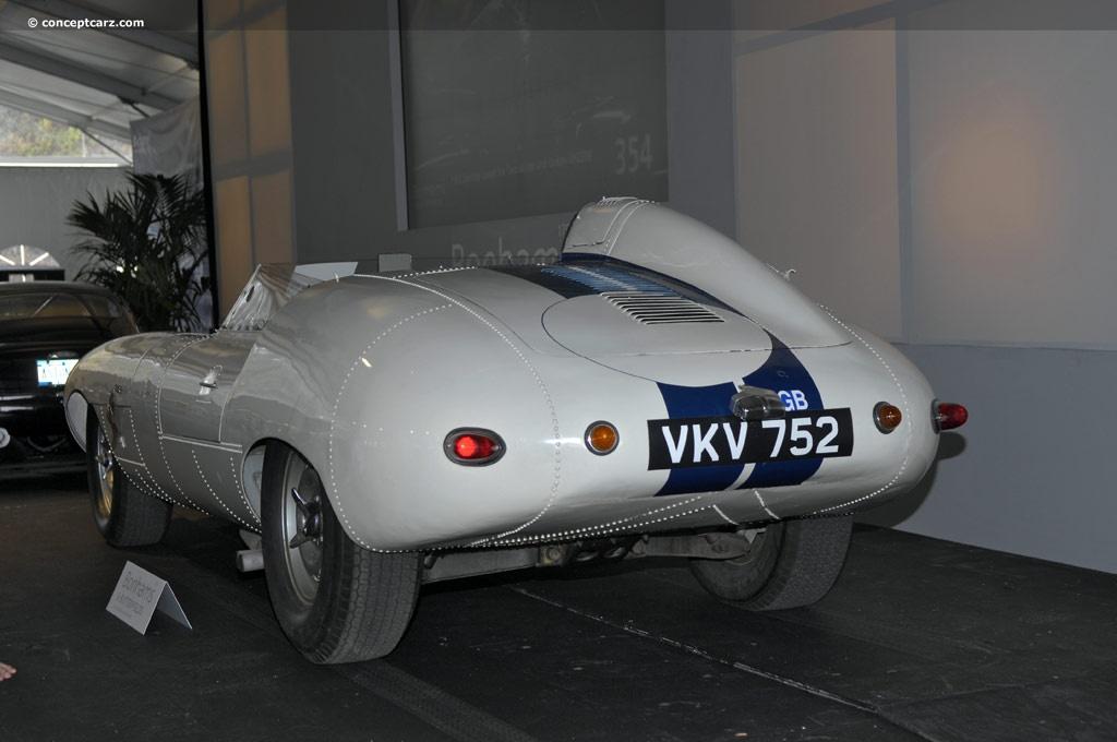 1960 Jaguar E2A Images. Photo: 60-Jaguar-E2A_LeMans_DV-08 ...