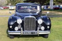 1960 Jaguar MKIX.  Chassis number 792933BW