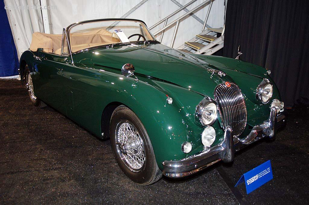 1960 Jaguar Xk 150 Image Chassis Number 838651 Dn