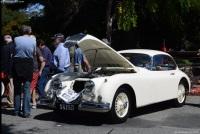 1960 Jaguar XK-150.  Chassis number S 836724 BW
