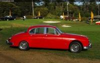 1961 Jaguar MKII image.