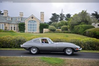 1961 Jaguar E-Type Series 1.  Chassis number 88005