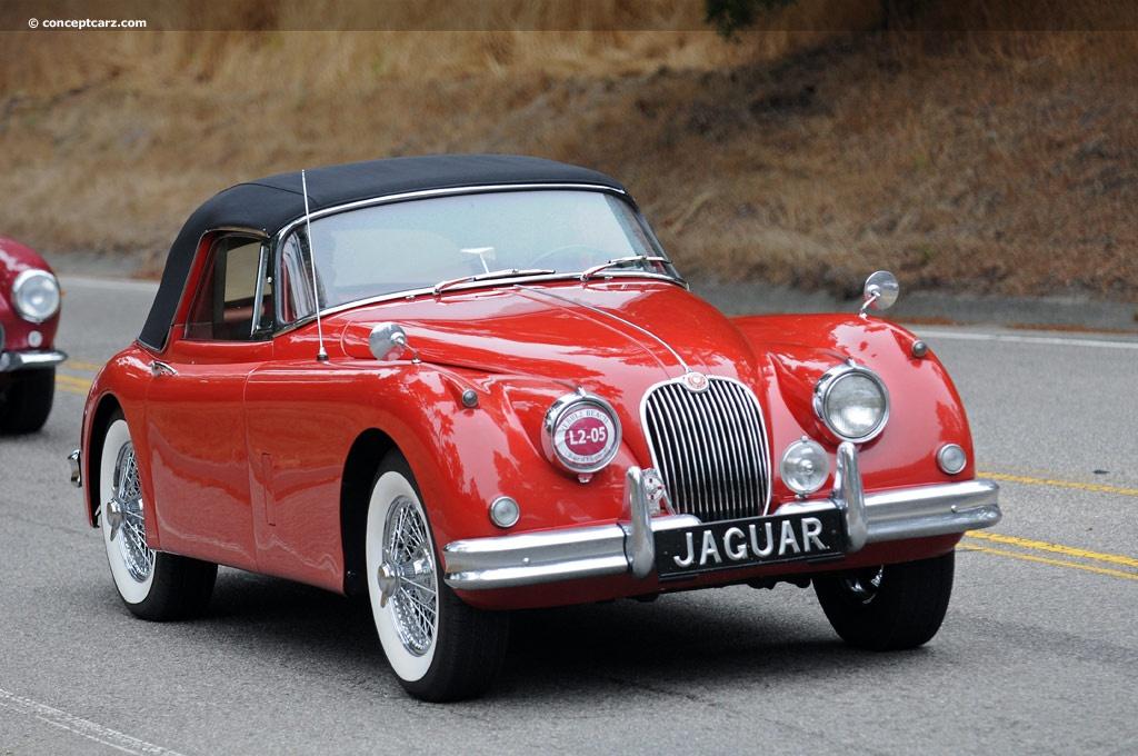 1961 Jaguar XK150 Pictures, History, Value, Research, News - conceptcarz.com