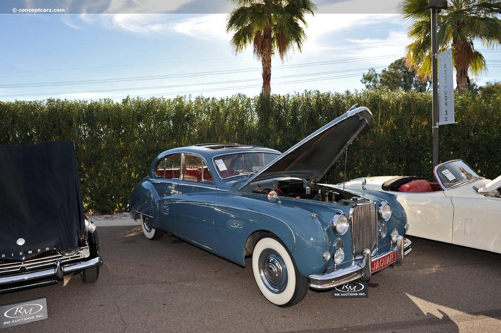 1961 Jaguar Mark IX Pictures, History, Value, Research ...