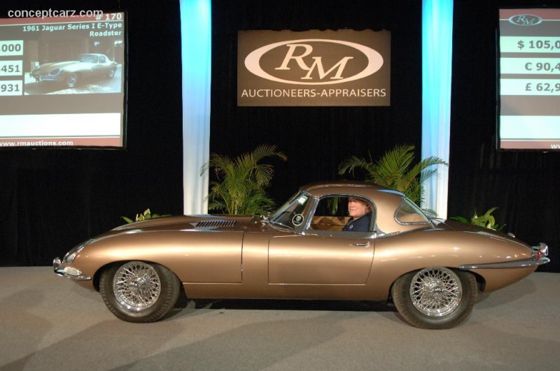 1961 Jaguar E-Type Series 1