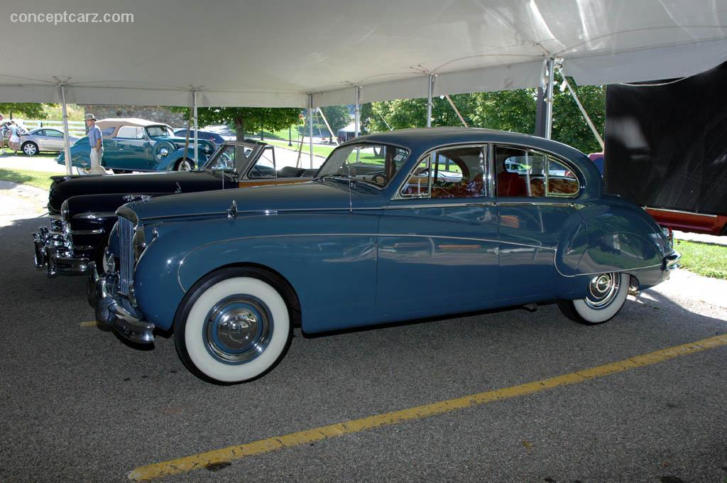 1961 Jaguar Mark IX - conceptcarz.com