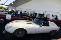 1962 Jaguar E-Type XKE.  Chassis number 877245