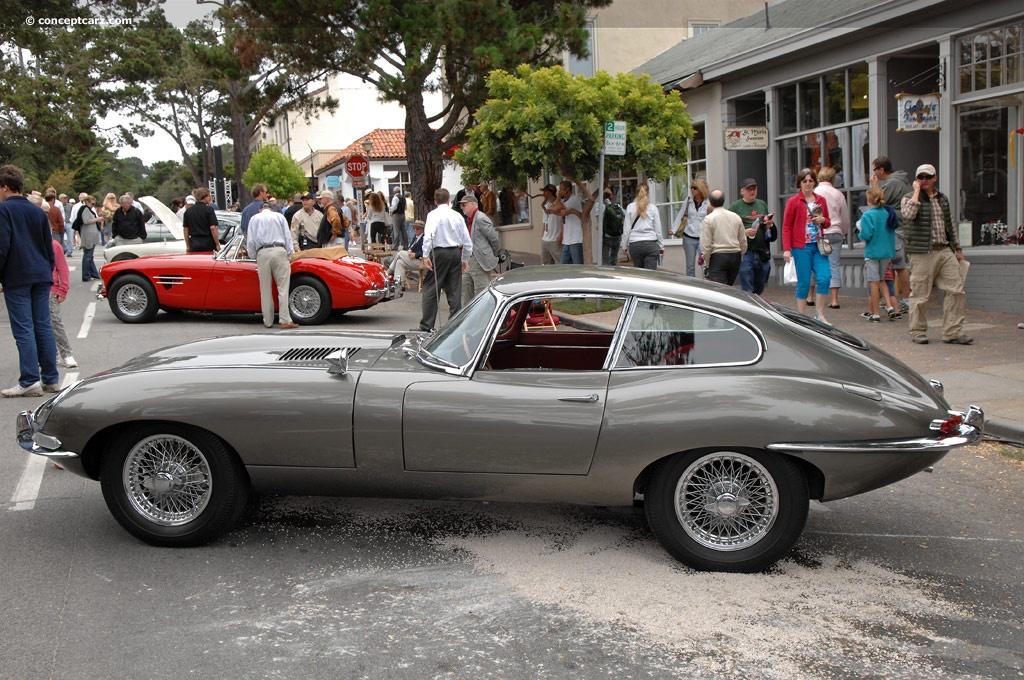 1962 Jaguar E Type Xke Image