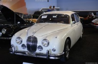 1962 Jaguar Mark II.  Chassis number P219390