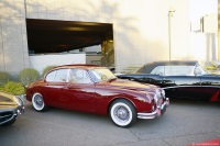 1962 Jaguar Mark II image.