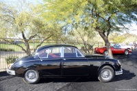 1963 Jaguar 3.8 MKII.  Chassis number P218707DN