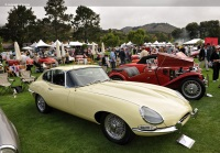 Jaguar E-Type S1 Coupe