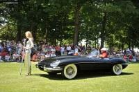 1964 Jaguar XKE E-Type image.