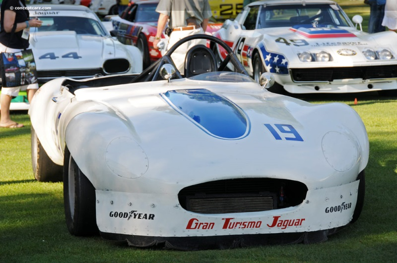 1965 Jaguar XKE E-Type