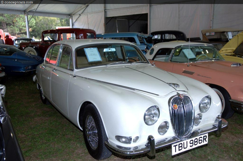 1965 Jaguar S Type 3 8 Pictures History Value Research