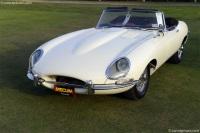 1966 Jaguar XKE E-Type.  Chassis number 1E12880