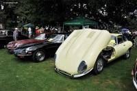 1966 Jaguar XKE E-Type.  Chassis number 7E 32703