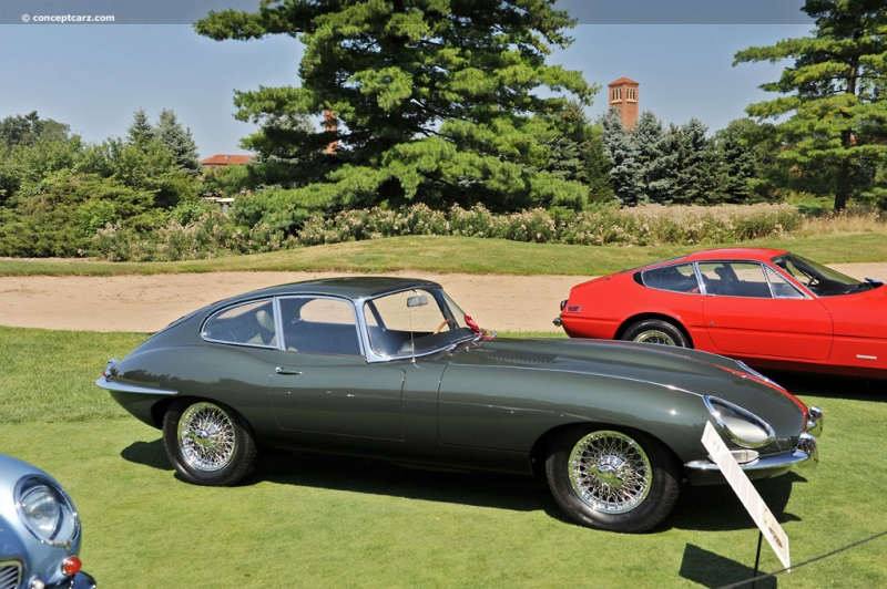 Charming 1966 Jaguar XKE E Type Coupe Vehicle Profile