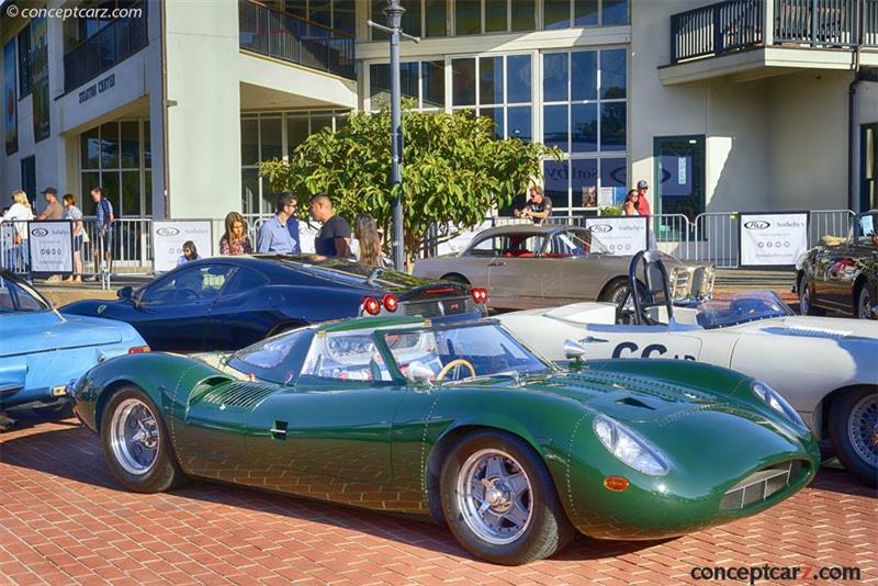 1966 Jaguar XJ13   conceptcarz.com
