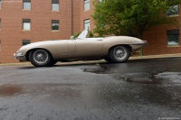 Jaguar E-Type S1 Roadster
