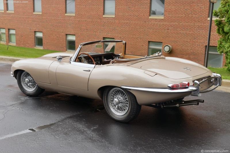 1966 Jaguar XKE E-Type