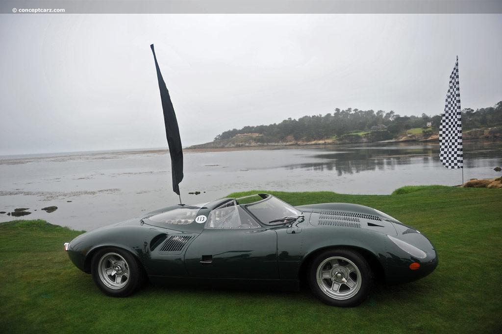 1966 Jaguar XJ13 - conceptcarz.com