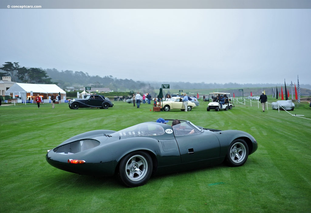 1966 Jaguar Xj13 Pictures History Value Research News