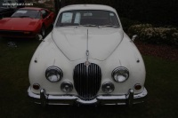 1966 Jaguar Mark II image.