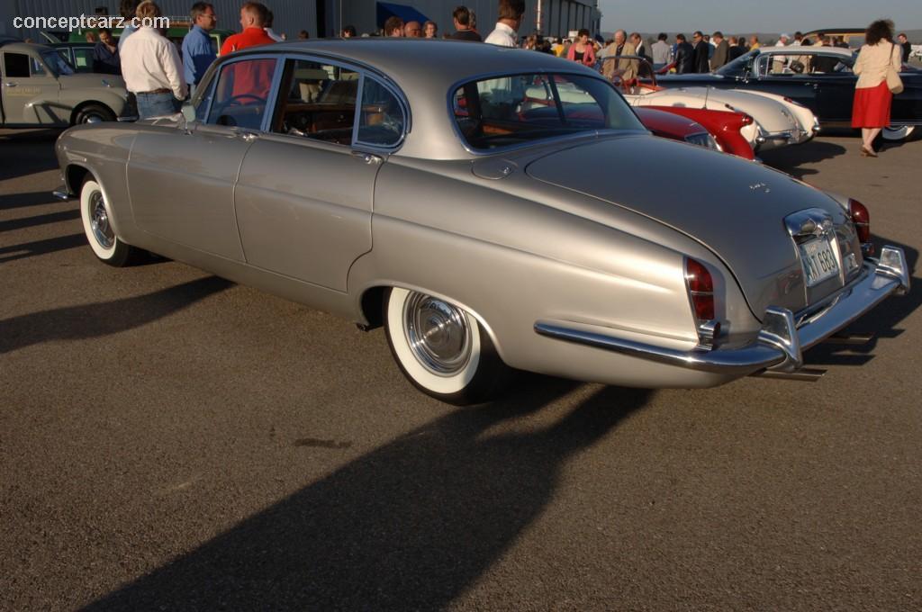 1966 Jaguar Mark X Image Chassis Number 1d76503bw